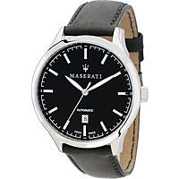 orologio solo tempo uomo Maserati Attrazione R8821126001