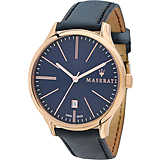 orologio solo tempo uomo Maserati Attrazione R8851126001