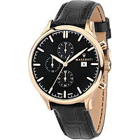 orologio solo tempo uomo Maserati Attrazione R8871626004