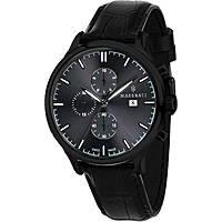 orologio solo tempo uomo Maserati Attrazione R8871626005