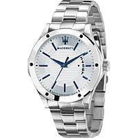 orologio solo tempo uomo Maserati Circuito R8853127001