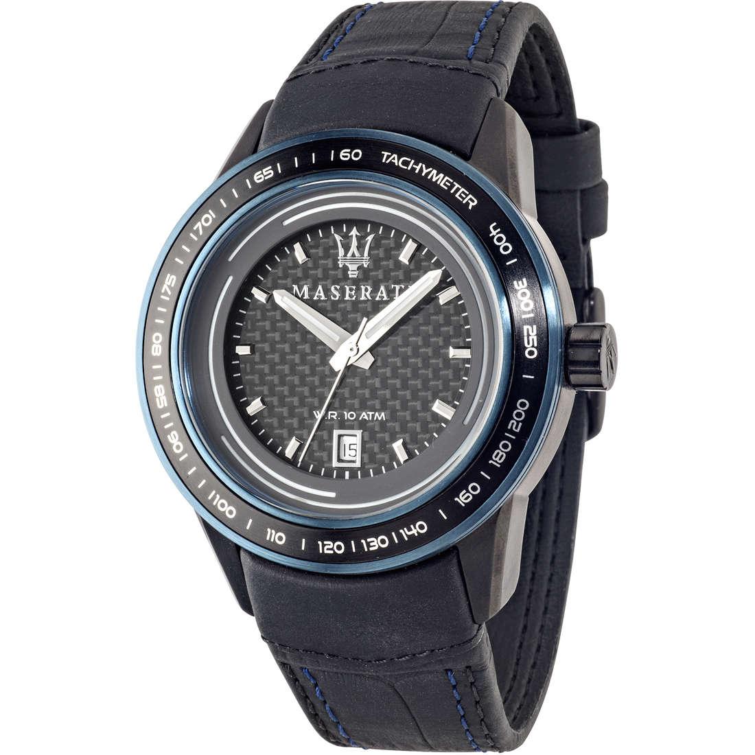 orologio solo tempo uomo Maserati CORSA R8851110003