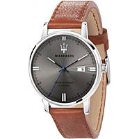 orologio solo tempo uomo Maserati  Eleganza R8851130002