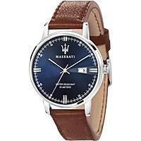 orologio solo tempo uomo Maserati  Eleganza R8851130003