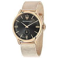 orologio solo tempo uomo Maserati  Epoca R8853118004