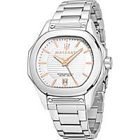 orologio solo tempo uomo Maserati Fuori Classe R8853116004