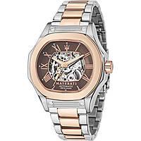 orologio solo tempo uomo Maserati Fuoriclasse R8853116005