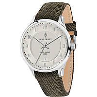 orologio solo tempo uomo Maserati  Gentleman R8851136002