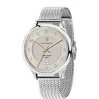 orologio solo tempo uomo Maserati  Gentleman R8853136001