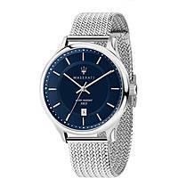orologio solo tempo uomo Maserati  Gentleman R8853136002