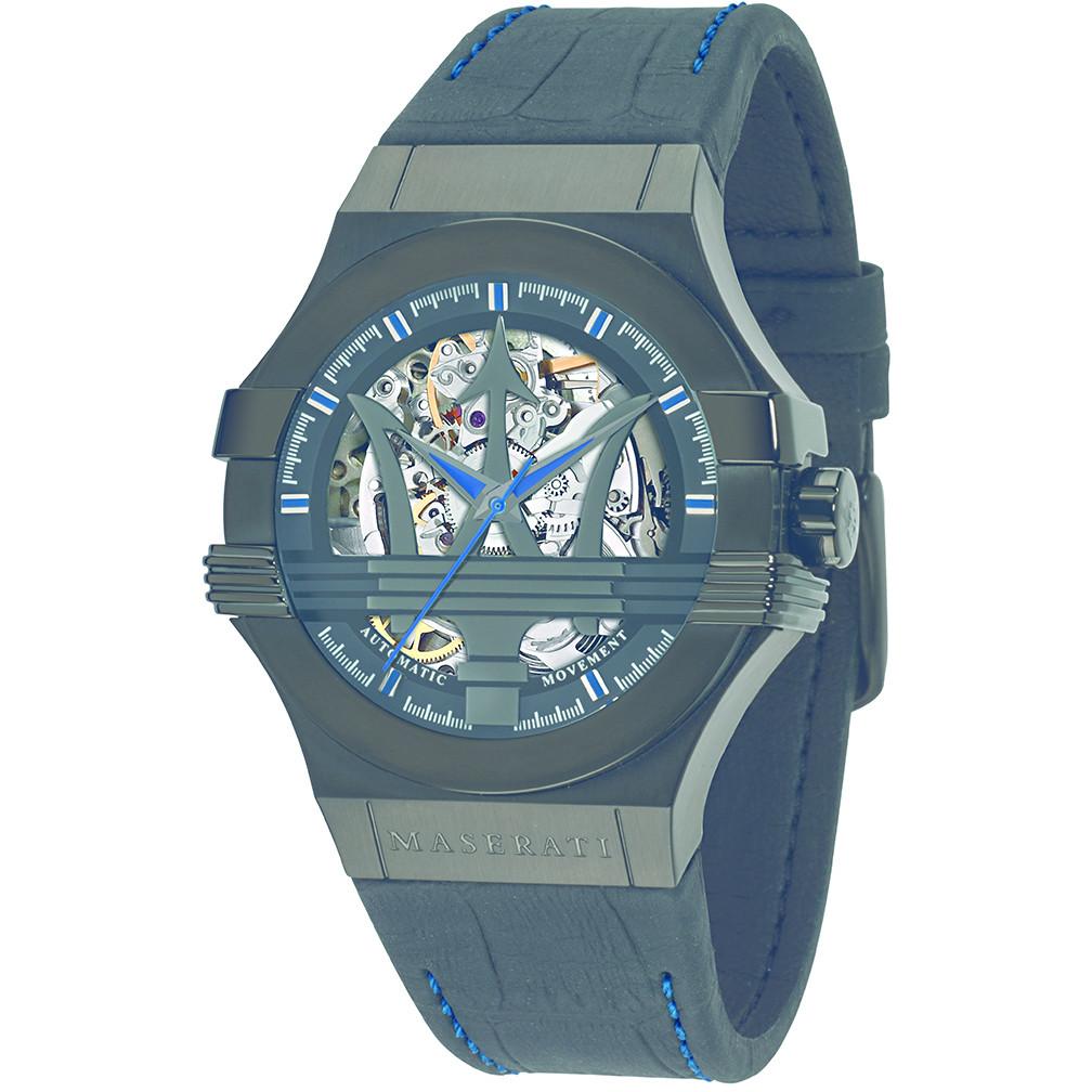 orologio solo tempo uomo Maserati POTENZA R8821108009