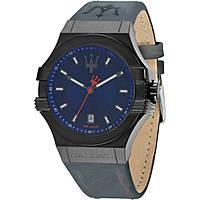 orologio solo tempo uomo Maserati Potenza R8851108021