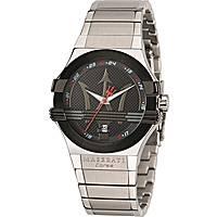 orologio solo tempo uomo Maserati POTENZA R8853108001