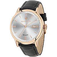 orologio solo tempo uomo Maserati R8851118008