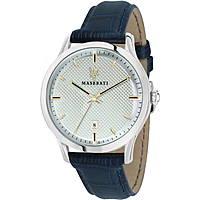 orologio solo tempo uomo Maserati Ricordo R8851125006