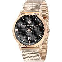 orologio solo tempo uomo Maserati Ricordo R8853125003
