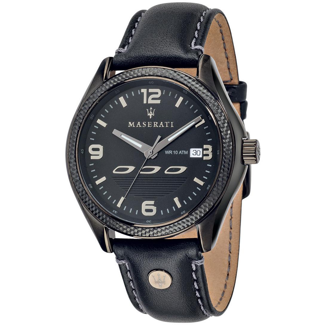 orologio solo tempo uomo Maserati Sorpasso R8851124001