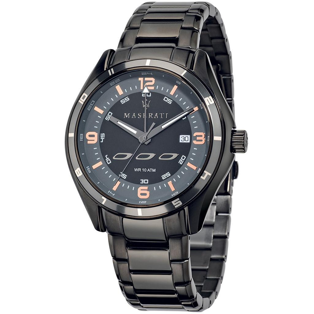orologio solo tempo uomo Maserati Sorpasso R8853124001