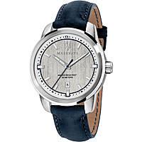 orologio solo tempo uomo Maserati  Successo R8851121010