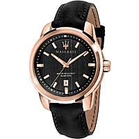 orologio solo tempo uomo Maserati  Successo R8851121011
