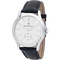 orologio solo tempo uomo Maserati Tradizione R8851125003