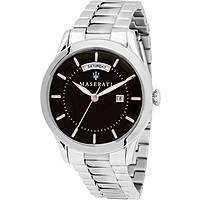 orologio solo tempo uomo Maserati Tradizione R8853125002