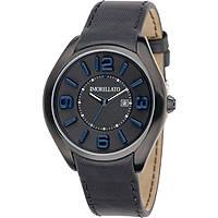 orologio solo tempo uomo Morellato Black & White R0151104003