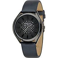 orologio solo tempo uomo Morellato Black & White R0151104502