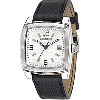 orologio solo tempo uomo Morellato Black & White SIE005