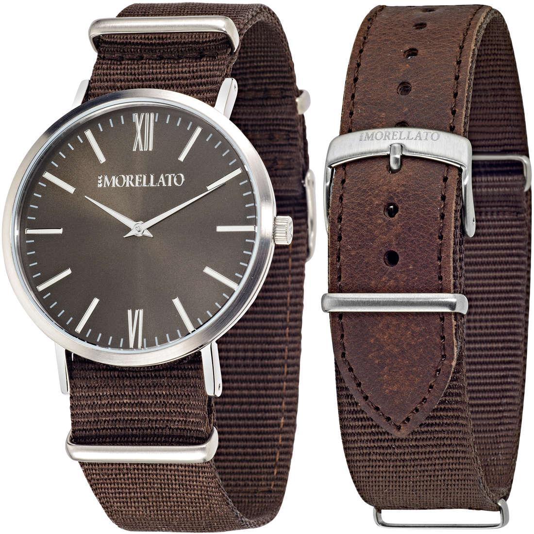 orologio solo tempo uomo Morellato Vela R0151134007