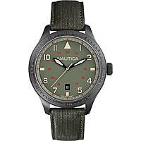 orologio solo tempo uomo Nautica Bfd 105 Date A11108G