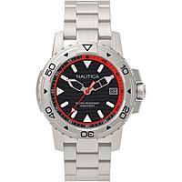 orologio solo tempo uomo Nautica Edgewater NAPEGT005