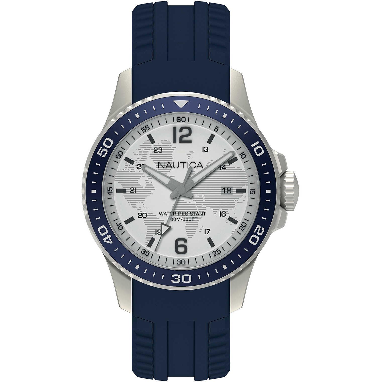 246d6784714 orologio solo tempo uomo Nautica Freeboard NAPFRB005