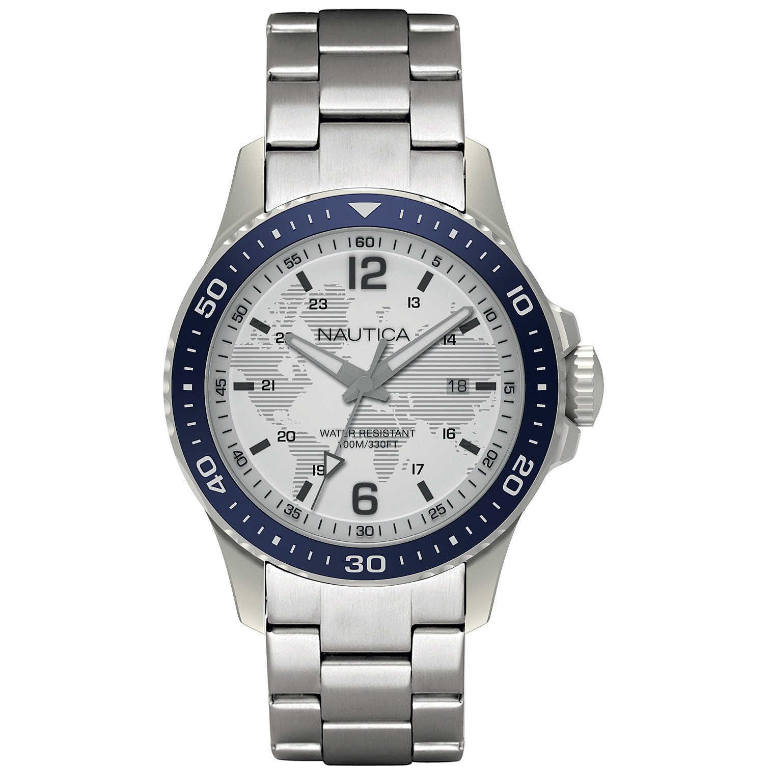 orologio solo tempo uomo Nautica Freeboard NAPFRB006