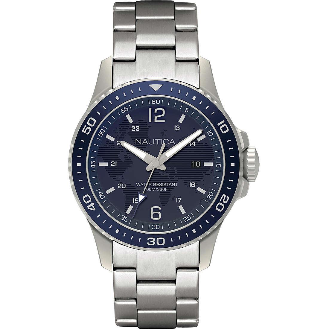 orologio solo tempo uomo Nautica Freeboard NAPFRB008