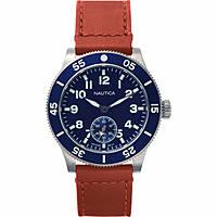 orologio solo tempo uomo Nautica Huston NAPHST001