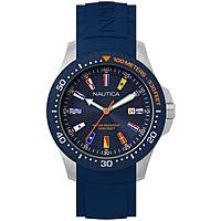 orologio solo tempo uomo Nautica Jones Beach NAPJBC002