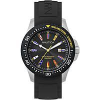 orologio solo tempo uomo Nautica Jones Beach NAPJBC003