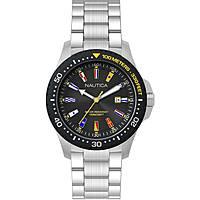 orologio solo tempo uomo Nautica Jones Beach NAPJBC005