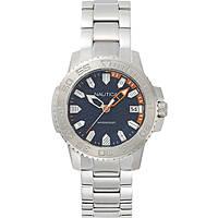 orologio solo tempo uomo Nautica Keywest Flag NAPKYW001BR
