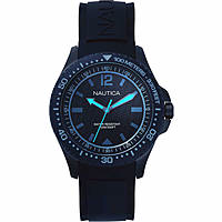 orologio solo tempo uomo Nautica Maui Black NAPMAU007