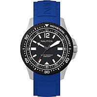 orologio solo tempo uomo Nautica Maui NAPMAU002