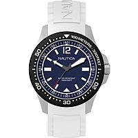 orologio solo tempo uomo Nautica Maui NAPMAU004
