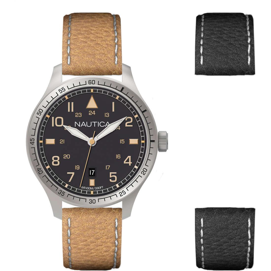 orologio solo tempo uomo Nautica NAD11018G