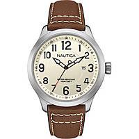 orologio solo tempo uomo Nautica Ncc 01 NAI10005G