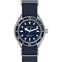 orologio solo tempo uomo Nautica Portofino NAPPRF001