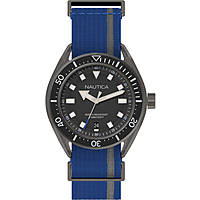 orologio solo tempo uomo Nautica Portofino NAPPRF002