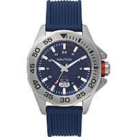 orologio solo tempo uomo Nautica Westview NAPWSV001
