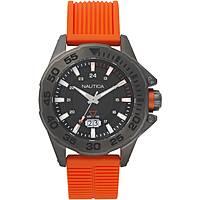 orologio solo tempo uomo Nautica Westview NAPWSV002