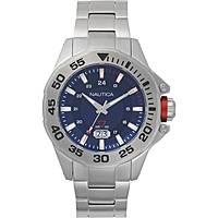 orologio solo tempo uomo Nautica Westview NAPWSV003
